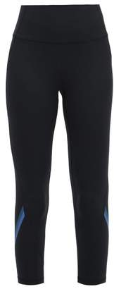 LNDR Stellar High-rise Cropped Leggings - Womens - Black