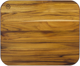 Mario Batali Teak Wood Medium Utility Cutting Board