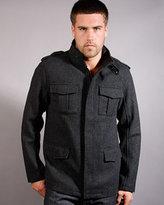 Ben Sherman Herringbone Jacket