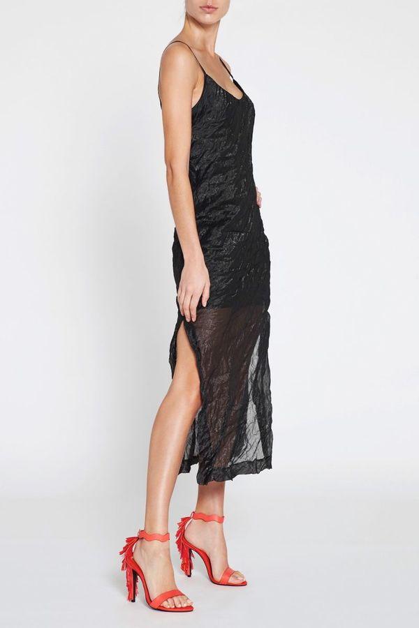 Sass & Bide Black Sesame Dress
