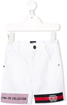 Lapin House Nautical Band Shorts