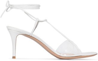 Gianvito Rossi self-tie 70mm sandals
