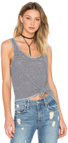 Heather Scoop Tank