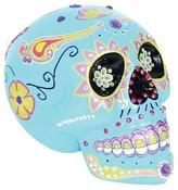 Morris Costumes Halloween Blue Sugar Skull Decor
