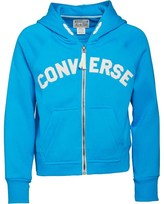 Converse Girls Core Hoody Spray Paint Blue