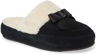 Vionic Nessie Faux Fur Lined Slipper