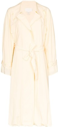 Low Classic Double trench coat