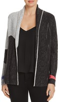 Nic+Zoe Charged Up Color Block Cardigan
