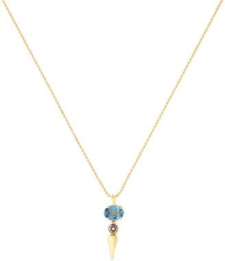 Sarah Hendler Shirley Spear Tip Pendant Necklace