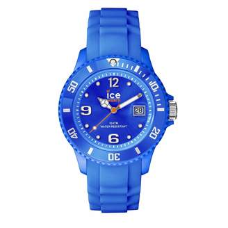 Ice Watch Ice-Watch - ICE forever Blue - Boy's wristwatch with silicon strap - 000125 (Small)