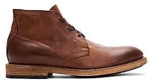 Frye Men's Bowery Leather Chukka Boots