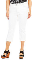 Lucky Brand Plus Emma Crop 5-Pocket Pant
