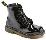 Dr. Martens Delaney Girls' Casual Combat Boots
