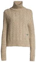 Tory Burch Wool Turtleneck Sweater