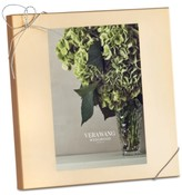 "Vera Wang Wedgwood Love Knots Gold 5x7"" Frame"