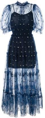 Alice McCall Cowboy Tears midi dress