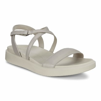 Ecco womens Flowt Luxe Strap Sandal