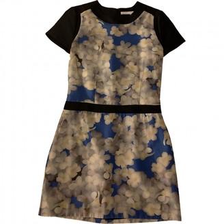Victoria Beckham Multicolour Silk Dresses