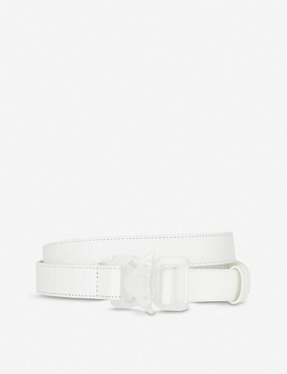 Alyx Rollercoaster leather belt