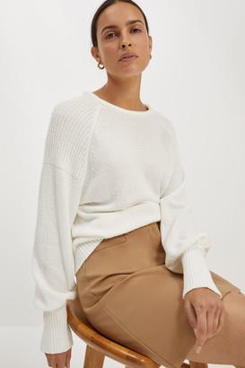 SABA Bonnie Raglan Sleeve Knit