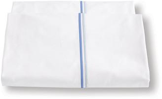 Matouk Essex Duvet Cover - Azure Full/queen