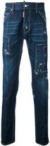 DSQUARED2 classic skinny jeans - men - Cotton - 44
