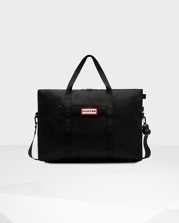Hunter Original Nylon Weekender Bag