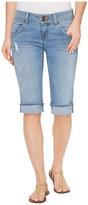 Hudson Palerme Knee Shorts in Withdrawn Women's Shorts