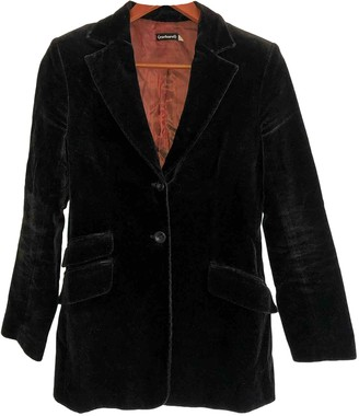 Cacharel Brown Velvet Jackets