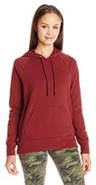 Volcom Junior's Lived In Color Block Pullover Hoodie