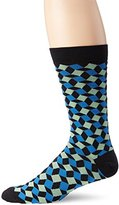 K. Bell Socks Men's Original Novelty Crew Socks