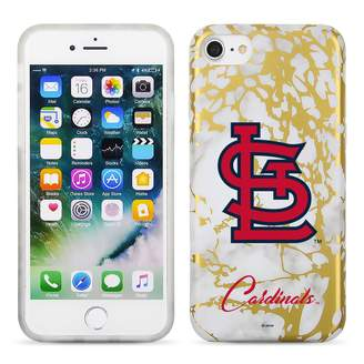 Unbranded St. Louis Cardinals Marble iPhone 6/6s/7/8 Case