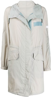 Yves Salomon Army Lightweight Rain Coat