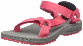 Teva Women's Winsted Solid Open Toe Sandals