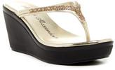 Athena Alexander Astra Platform Wedge Sandal