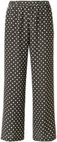 Aspesi polka dot trousers