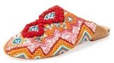 Antik Batik Sunny Baboush Beaded Slip-On Mule