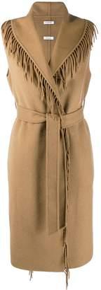 P.A.R.O.S.H. fringed waistcoat