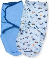 Summer Infant SwaddleMe Adjustable Infant Wrap, 2-Pack, Transportation