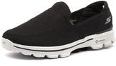 Skechers Go Walk 3 Breaker Black/Grey