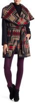 Pendleton Nez Wool Blend Coat