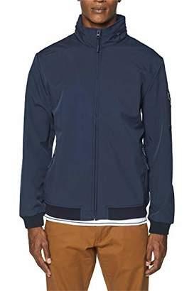 Esprit Men's 039EE2G003 Jacket, (Dark Grey 020), L