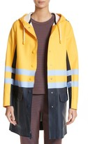 Marni Women's Stutterheim X Waterproof Hooded Raincoat
