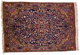 "One Kings Lane Vintage Pak-Persian Rug - 5'5"" x 3'6"" - Rose Victoria - red/blue/multi"