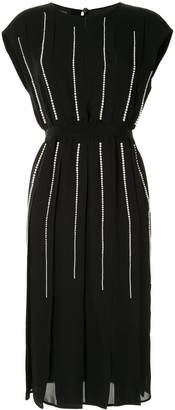 Giambattista Valli Pearl Embellished Dress