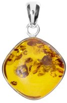 Ostsee-Schmuck Women's Pendant 925 / 000 Sterling Silver with Amber 001 203562 0100