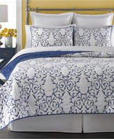 Martha Stewart Collection Cotton Chateau King Quilt