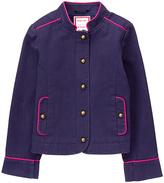 Gymboree Navy Majorette Jacket - Toddler & Girls