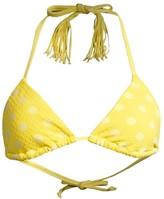Pq Polka Dot Triangle Bikini Top
