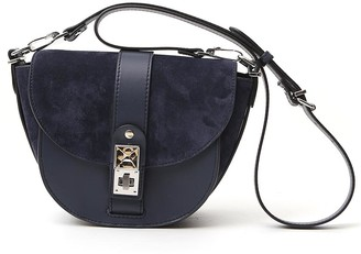 Proenza Schouler PS11 Small Saddle Crossbody Bag